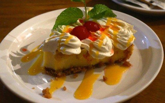 Barba Roja Restaurant: The excellent cake