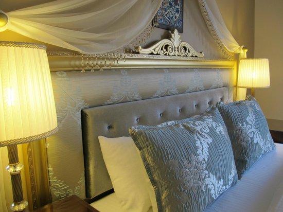 Saint John Hotel: Room
