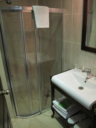 Saint John Hotel: Bathroom