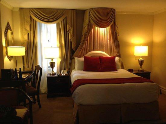 Fitzpatrick Grand Central Hotel: quarto/ 10o andar