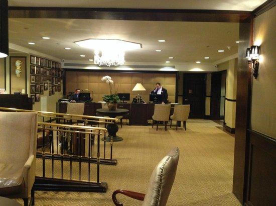 Fitzpatrick Grand Central Hotel: Lobby/ recepção