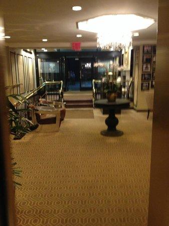 Fitzpatrick Grand Central: lobby/ entrada