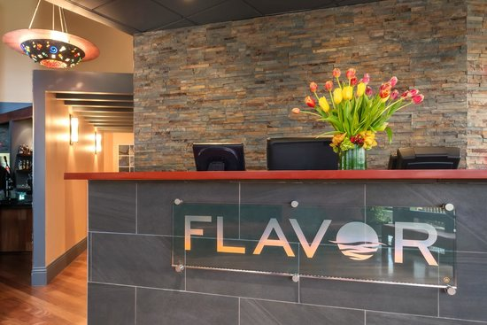 Entrance to Flavor