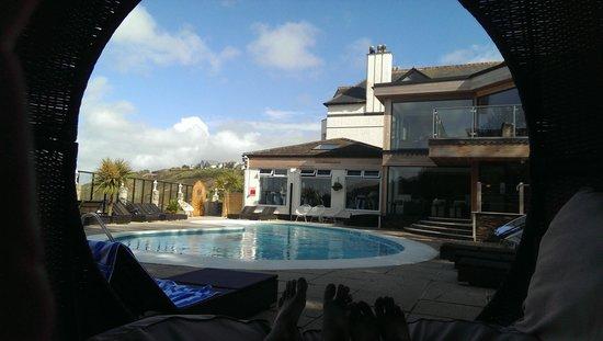 Carbis Bay Hotel & Estate: Swimming pool