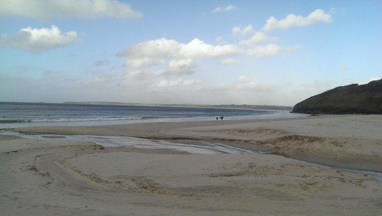 Carbis Bay Hotel & Estate : Beach