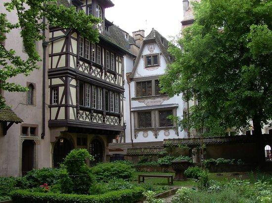 Musée de l'Œuvre Notre-Dame : The mediaeval garden