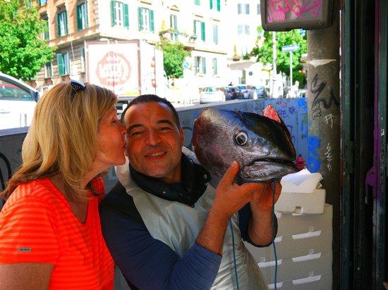 Trustevertastes : Fun with the Fish monger!