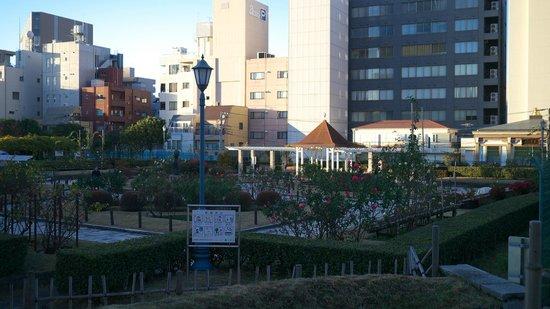 Hongo Kyusuijo Park