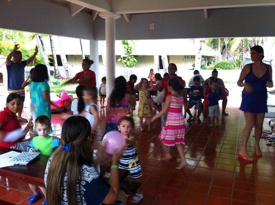 Meliá Caribe Tropical: Kids club