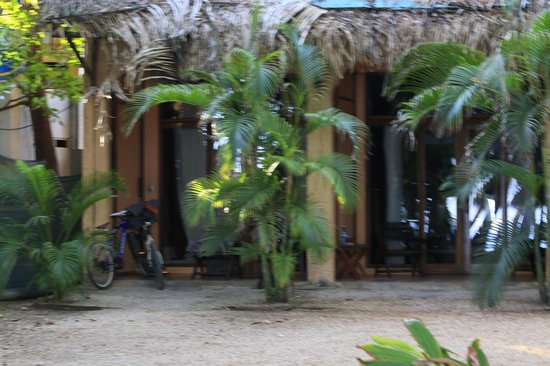 La Palapa: mine and the ajacent room