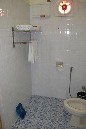 Smart Hotel: Bathroom - toilet