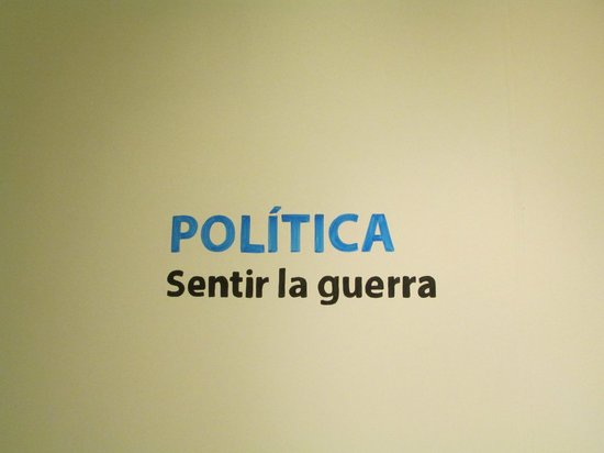 Museo de Arte Moderno de Medellin: Exposicion