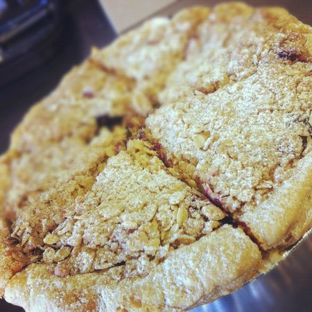 B.K. Bakery: Blackberry Pie