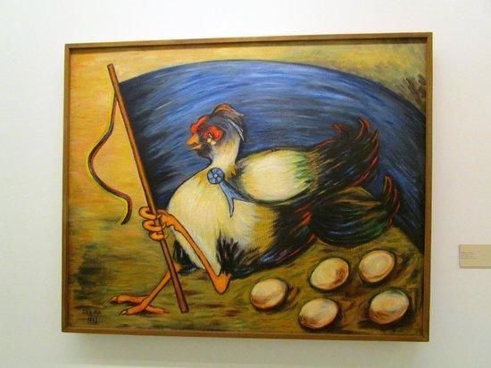 Museo de Arte Moderno de Medellin: Debora arango irreverente y valiente