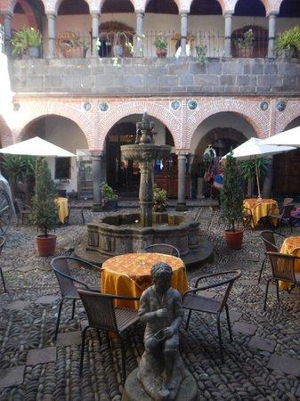 Hotel Los Marqueses: Hotel Marqueses