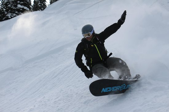White Grizzly Cat Skiing: Pow