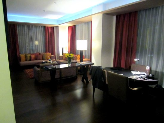 VIE Hotel Bangkok, MGallery by Sofitel : Great hotel. If it had a club/ executive lounge, I would definitely frequent it more