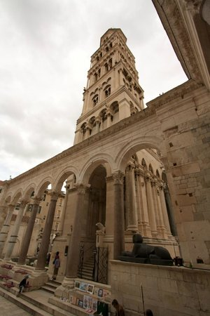 Divota Apartment Hotel: Diokletian Palast
