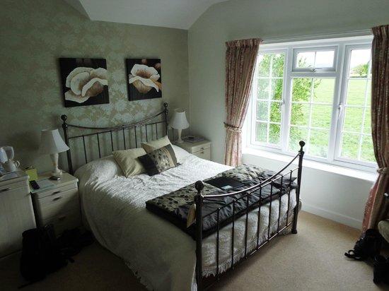 Fernlea Cottage Bed & Breakfast: En-suite bedroom