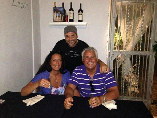 Toscana Mia : My Wife and I with Vincenzo