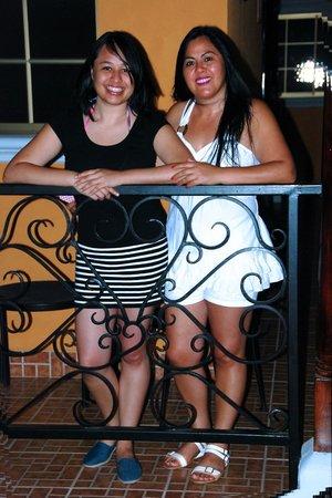 Aparta Hotel La Casona de Fabiana: Pasillos y área de recreamiento