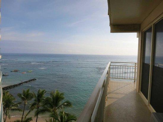 The New Otani Kaimana Beach Hotel: オーシャンフロントデラックス621