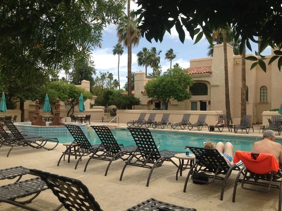 Scottsdale Plaza Resort: great pool