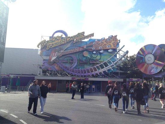 Walt Disney Studios: Aerosmith????