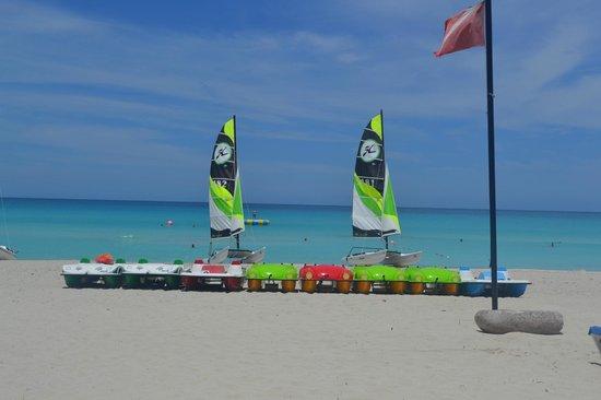 Barceló Solymar: Playa complejo Solymar