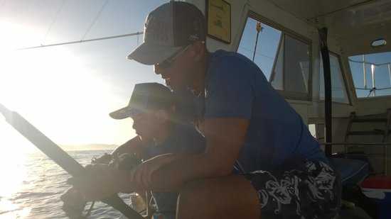 Blue Water Sportfishing: 2 años!!!