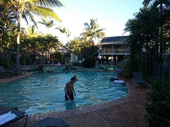 Islander Noosa Resort: Pool.