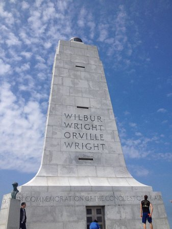 The Monument to a Century of Flight: Monument