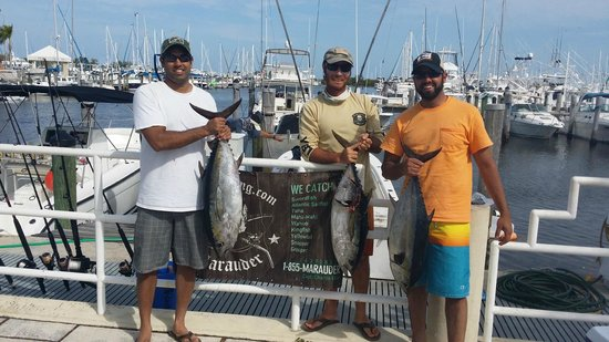 Miami Fishing Charter: 4