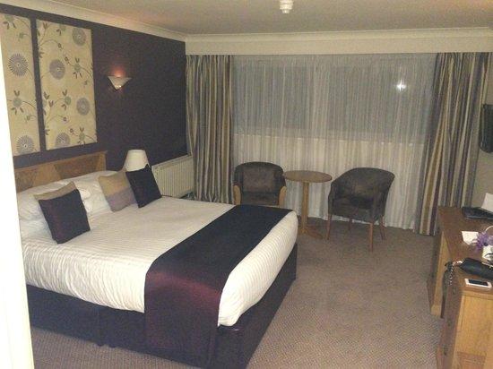 Lea Marston Hotel & Spa: Room