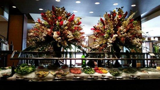 Fogo de Chao Brazilian Steakhouse: Salad bar