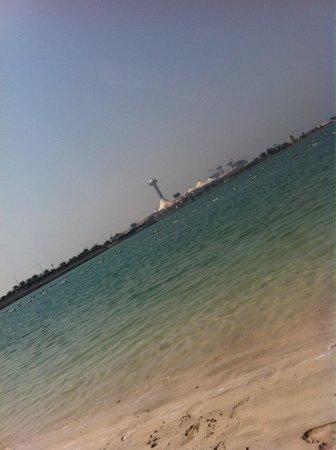 Hilton Abu Dhabi: Mare