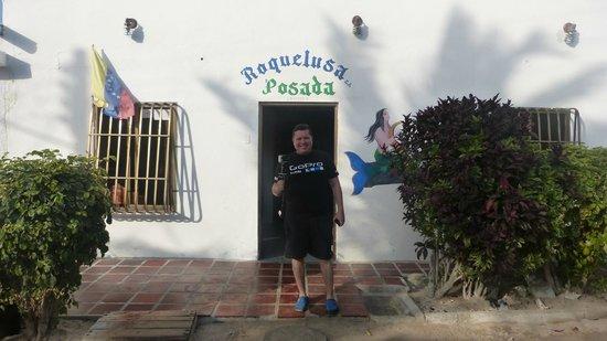 Posada Roquelusa: Excelente Posada