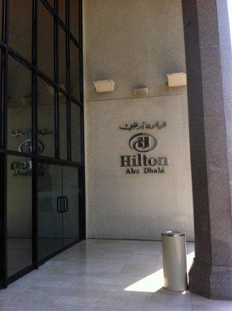 Hilton Abu Dhabi: Hall
