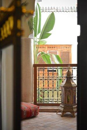 Riad El Youssoufi : Vista do quarto