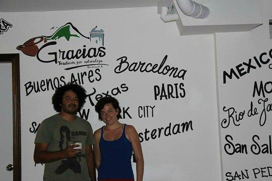 Cafe-Bar El Gran Cogolon: Amigos!!