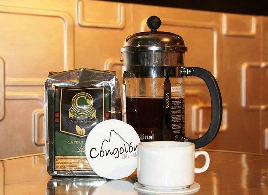 Cafe-Bar El Gran Cogolon: Congolon y los confines cafe!!!