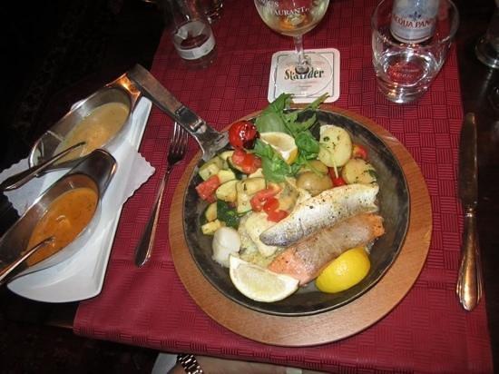 Cedrics : pescados deliciosos!