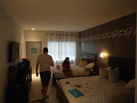 Hotel Eva: Quarto para 4 pessoas