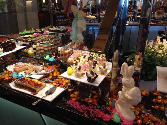 The Breakers : Just one of the many dessert tables.  Fantastic!