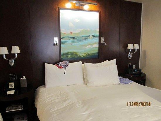 Sofitel Washington DC : Our room