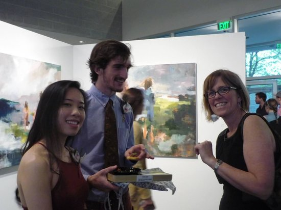 Tang Teaching Museum: Scenes from the 2014 Skidmore College Art Department Senior Thesis Exhibition.