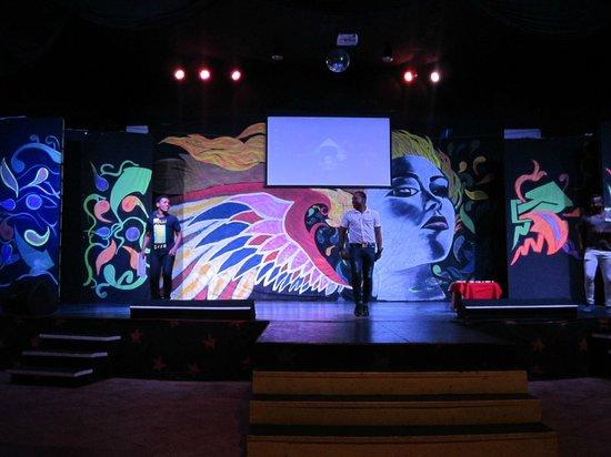 Vista Sol Punta Cana: Teatro