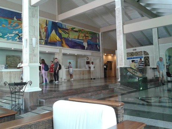 Vista Sol Punta Cana: Lobby