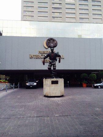 InterContinental Presidente Mexico City: Fachada principal