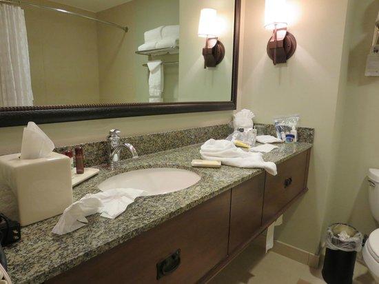 Embassy Suites by Hilton La Quinta Hotel & Spa: Bathroom